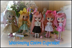 Claire's Welcome!