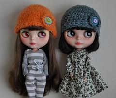 Anouska and Morgan