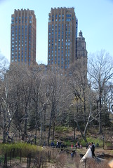 Spring in Central Park (juan tan kwon) Tags: bridge trees lake tree cherry boats reading picnic blossom centralpark conservatory willow boathouse lili noemi sanremo bowbridge beresford mannion hanschristiananderson magnoloia