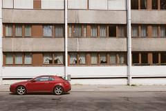 (zero_null) Tags: vienna street city urban building car architecture fuji alfa fujifilm alfaromeo 2013 vsco x100s