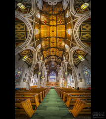 Light my Way (HDR Vertorama) (farbspiel) Tags: ontario church nikon interior can handheld hdr kanada vertorama downtowntorontokensingtonmarketchinatowngrangepark d7000 downtowntorontokensingtonmar