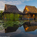 Indonesian Traditional Village