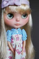 Miss Clover looks better now :)