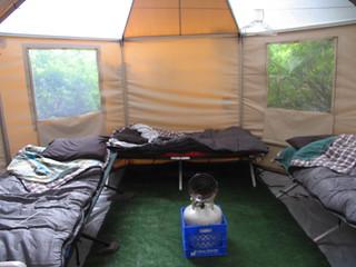 Alaska Fishing Tent Camp - Sitka 31
