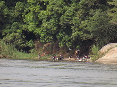 Nile river bank (vincentello) Tags: south sudan juba sudsoudan