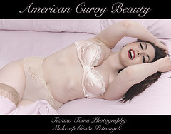 American Curvy Beauty (tizianotoma) Tags: roma make up hair studio model photographer federica toma stylist bello giada tiziano petrangeli makeupbook