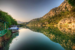Dalyan,Turkey (Nejdet Duzen) Tags: trkiye mula dalyan nature doa sandal boat da mountain canal kanal reflection yansma travel seyahat trip turkey turkei