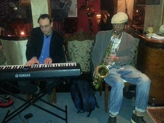 Live Jazz Duo featuring Tenor Sax and Piano (Jazz For Hire London) Tags: london restaurant duo piano jazz sax tenor shezan knightsbrige jazzforhire jazzforhirecouk