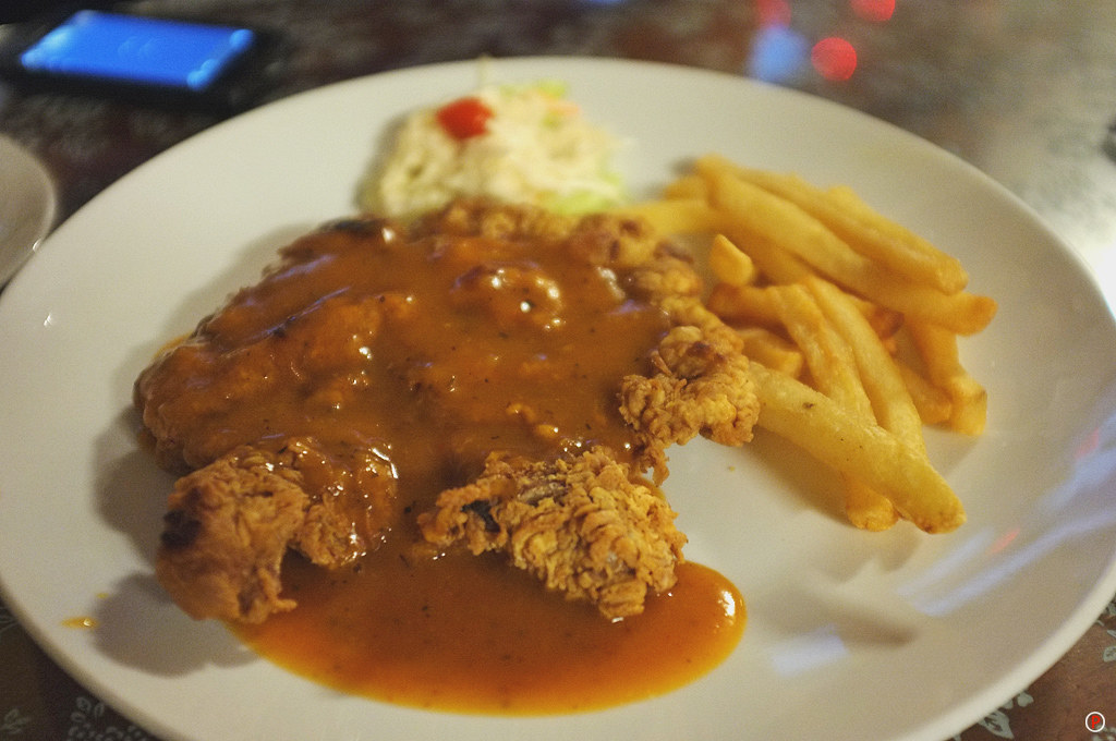 Butterworth Cafe - Oriental Chicken Chop
