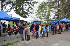 Great turnout! (BCWF Wetlands Education Program) Tags: bc conservation environmental environment restoration langley wetland arbourday citizenscience bcwf townshipoflangley langleyenvironmentalpartnerssociety wetlandseducationprogram
