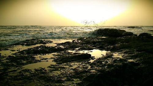 Splash Sunset!