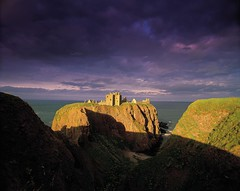 Dunnottar Castle (VisitScotland) Tags: summer cliff building castle heritage water scotland aberdeenshire cliffs atmospheric dunnottar stonehaven visitscotland