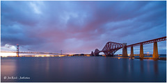South Queensferry - Panoramic (jimreid78) Tags: southqueensferry forthbridges