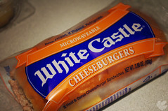 Having a munchies minute (GanjaGrouch) Tags: food burger cheeseburger whitecastle munchies sliders cheeseburgers