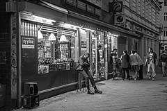 Whitsunday (Florian Thein) Tags: street blackandwhite bw berlin guy drunk 50mm explore mostinteresting neuklln whitsunday 247 sptkauf pfingstsonntag spti lensblr photographersontumblr