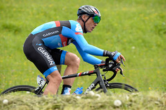 Robbie Hunter - Giro d'Italia, stage 18 (Team Garmin-Sharp) Tags: hunter tt itt giro garmin giroditalia 2013
