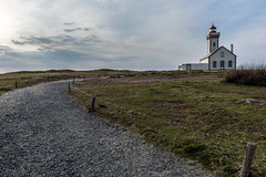Plage et phare Belle Ile-83 (marcdelfr) Tags: ocean travel lighthouse france beach landscape island brittany atlantic morbihan scenics littoral