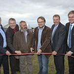 Solarpark Einweihung Achtrup