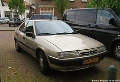 Citroën Xantia 2.0i automatic 1997 (XBXG) Tags: auto old france classic netherlands car vintage french automobile nederland citroën voiture automatic 1997 paysbas ancienne xantia française geertruidenberg 20i citroënxantia sidecode5 rftr44