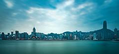 Hongkong Skyline (alexhfotoblicke) Tags: hongkong skyline victoriaharbor nikon nikond750 1635 sky leefilter city asia world
