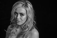 Pippin (IAN GARDNER PHOTOGRAPHY) Tags: model babe pose sexy blonde sex portrait female woman blackandwhite monochrome autofocus blackdiamond bestportraitsaoi greatphotographers