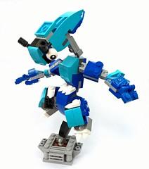 alien04 (chubbybots) Tags: lego alien