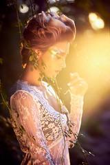 Madison Glow (Oooah!) Tags: female ilce7 portrait women madisonnazzarette beautiful goldenglow fashion shorthair model sunset beauty sonya7 lacedress