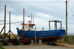 DSCF3878-DEV (nicolas_oddo) Tags: ireland doonbeg countyclare boat