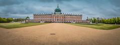 New Palace - Potsdam Germany (Stratos28) Tags: potsdam germany newpalace nikon d750 historic traditional travelphotography pano panorama palace