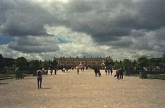 Palace of Versailles (Nicolas) Tags: versailles tourisme tourism visit visite walk balade yvelines france nicolasthomas nature attraction monument patrimoine muse museum olympus mju 400iso kodak expired