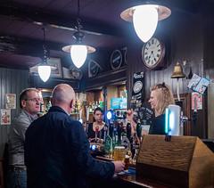 Getting the drinks in (The Ship near Fenchurch Street) (Olympus OMD EM5II & mZuiko 17mm f1.8 Prime) (1 of 1) (markdbaynham) Tags: olympus omd em5 em5ii csc evil mirrorless mft m43 m43rd micro43 micro43rd zd mz zuikolic mzuiko 17mm f18 prime high iso ship pub fenchurch street london pint interior people