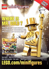 LEGO Collectable Minifigures Series 10 (71001) (Pasq67) Tags: lego minifigs minifig promotional poster minifigure minifigures afol toy toys flickr pasq67 mrgold series10 2013 series 10 71001