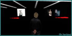 Une exposition magique (Tim Deschanel) Tags: tim deschanel sl second life art exposition 5y smoking l lanjran choche femme woman cigarette fumer beautifull magnifique dream rve