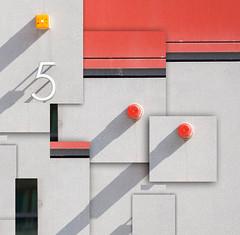 Konstruktivismus (dedalus11) Tags: art photoshop construction concrete architecture layers kunst abstract abstrakte  walls konstruktivismus digitalmanipulation minimal minimalism minimalismus