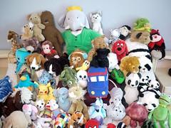 animals (.michael.newman.) Tags: plush stuffedanimals animals toys babar