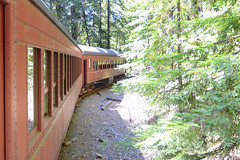 Skunk Train - Willits (rschnaible) Tags: willits california northern west western us usa skunk train woods outdoors sightseeing tour tourist vehicle transportation