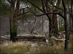 In the Shade (AGodenot) Tags: serenitystyle shiny shabby apple fall anc alirium 22769bauwerk cheekypea whimsical what next jonhaskell culprit