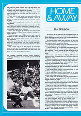 Leicester City vs Southampton - 1982 - Page 24 (The Sky Strikers) Tags: leicester city southampton fa cup road to wembley filbert street official matchday magazine 35p