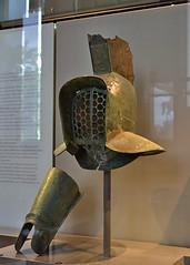 BERLIN, GERMANY - New Museum/ ,  -   (Miami Love 1) Tags:  gladiator gladiador  roman romano neues neuesmuseum museuminsel museo antiguo ancient museum berlin