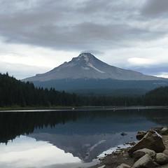 Mount Hood/Trillium Lake, Oregon (Rucksack Zen) Tags: mounthood trilliumlake oregon