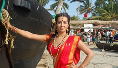South Actress SANJJANAA Photos Set-6-Mahanadi Clips (66)