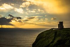 O'Brien's Tower (matijato) Tags: ireland countyclare ie cliffs moher pentax k3ii k3 ii sigma 1770