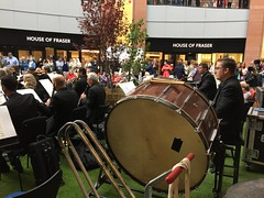 Ulster Orchestra at Victoria Square #ulsterorchestra50 (John D McDonald) Tags: victoriasquare victoriasquarebelfast belfastvictoriasquare victoriasquareshoppingcentre shoppingcentre shoppingmall mall belfast northernireland ni ulster geotagged ulsterorchestra uo ulsterorchestra50 musicians music professionalmusicians iphone iphone6