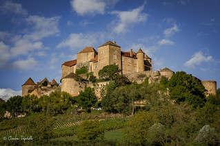 Berzé le Château Saône et Loire