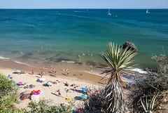 Algarve - Vau beach (Joao de Barros) Tags: portugal algarve beach seascape summertime