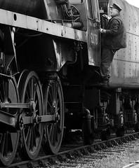 GCR 43528bwcr4 (kgvuk) Tags: gcr greatcentralrailway trains railways locomotive steamlocomotive 9f 2100 92212 92178 swithlandsidings