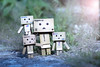 Favoritism (Lemuel Montejo) Tags: danbo toys stilllife amazon tamiya pepsi backyard nikon nikkor300mm