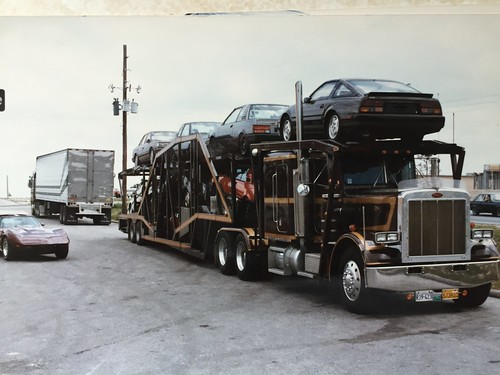 Dads 1983 359 Auto Transporter