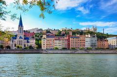 Lyon River Sane (Context Travel) Tags: lyon shutterstock restoffrance