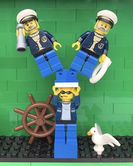 Y (Laurene J.) Tags: lego bricksbythebay bbtb2016 minifigurealphabet minifigure minifigs legoalphabet alphabet pilobolusalphabet pilobolus lettering bbtb 2016 bricksofcharacter y yachting yacht yachtsman